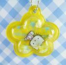 【震撼精品百貨】Hello Kitty 凱蒂貓~KITTY鑰匙圈-黃花