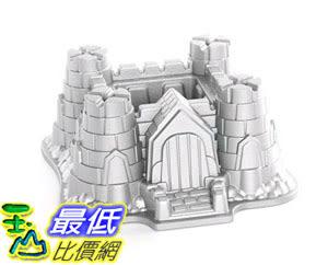 [105美國直購] 城堡蛋糕模具 Nordic Ware Pro Cast Castle Bundt Pan B000F5M044