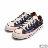 CONVERSE 男女 低筒帆布鞋 CHUCK 70 HI BLUE/EGRET/MIDNIGHT NAVY 丹寧 牛仔 拼接-171065C