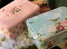 小鐵盒大號翻蓋馬口鐵盒連蓋曲奇餅幹盒雜物盒桌面收納盒 聖誕交換禮物