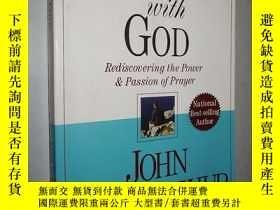 二手書博民逛書店Alone罕見with God: Rediscovering t