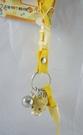 【震撼精品百貨】 Chibimaru_豆柴犬~鑰匙圈 (可掛在脖子上)【黃】