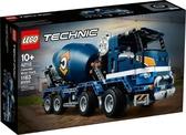 【LEGO樂高】TECHNIC 水泥攪拌車 l#42112