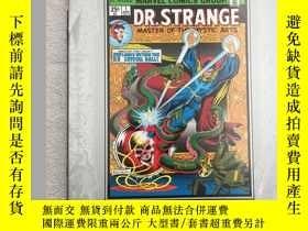 二手書博民逛書店Marvel罕見Masterworks: Doctor Stra