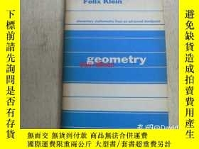 二手書博民逛書店Elementary罕見Mathematics from an Advanced Standpoint: Geom