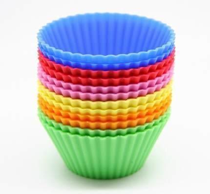 【加厚矽膠馬芬杯蛋糕模】NO135烘焙用品油紙杯【八八八】e網購