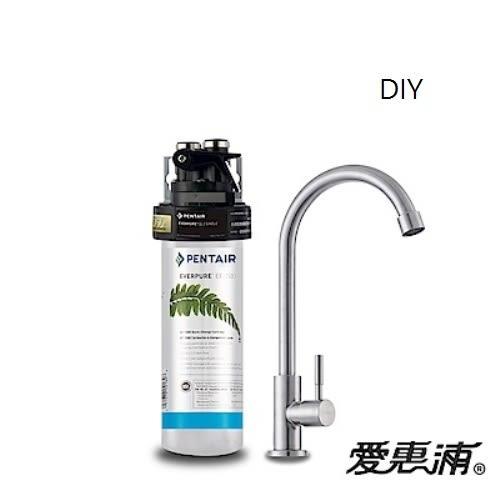 愛惠浦EVERPURE 強效碳纖維長效型淨水器 PURVIVE EF1500 (除塑化劑) ~ DIY
