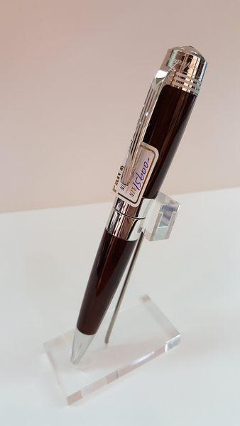 萬特佳Montegrappa-義大利書寫精品第一品牌-原子筆-ISASNBAO(BP)(咖啡)