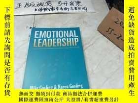 二手書博民逛書店英文原版:EMOTIONAL罕見LEADERSHIPY182979 EMOTIONAL LEADERSHIP