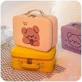 化妝箱便攜化妝包女大容量收納盒洗漱品旅行超大手提箱【少女顏究院】