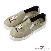 Paidal x 卡娜赫拉的小動物 點心時間 Piske & Usagi厚底懶人鞋