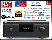 盛昱音響 - 英國 NAD T758 V3 全景聲環繞擴大機 (HDMI + TIDAL + MQA + Roon Ready)