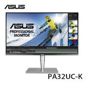 ASUS ProArt PA32UC-K HDR 專業顯示器 (32吋)