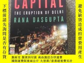 二手書博民逛書店Capital罕見the eruption of DelhiY2