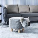 【網購特惠】絨絨無尾熊造型椅凳-生活工場