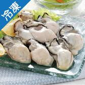 國王級日本廣島大牡蠣1盒(500g±5%/盒)【愛買冷凍】