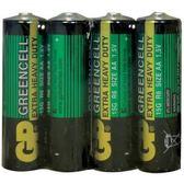 GP 超霸 3號 環保碳性電池(4入)/組【康鄰超市】