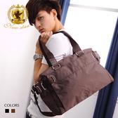 托特包 素面防水尼龍側背包肩背包包旅行袋 NEW STAR BB08