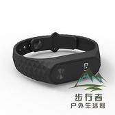 小米手環2腕帶表帶硅膠反扣替換帶運動版防丟防水腕帶手表帶【步行者戶外生活館】