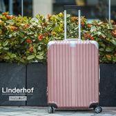 NaSaDen29吋鋁框行李箱-林德霍夫系列-5色可選林德霍夫系列-玫瑰金