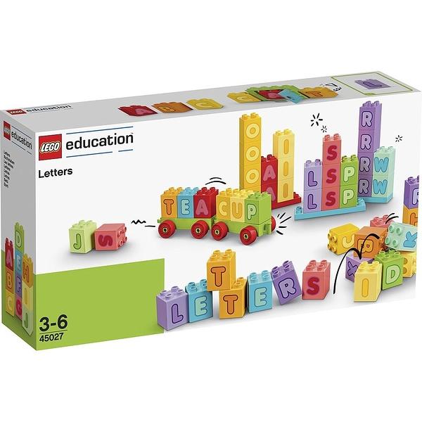 樂高積木 LEGO《 LT45027 》Letters 字母盒組 / JOYBUS玩具百貨