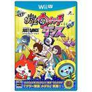 Wii U 妖怪手錶熱舞 舞力全開 特別版 日版