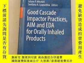 二手書博民逛書店Good罕見Cascade Impactor Practices