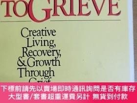 二手書博民逛書店英文原版:The罕見Courage to GrieveY367822 by Judy Tatelbaun 略