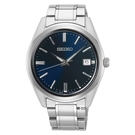 SEIKO 精工 經典手錶 SUR309P1 (6N52-00A0B)藍寶石 禮物/40mm