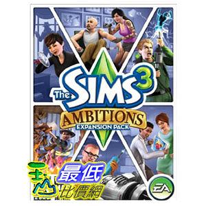 [104美國直購] The Sims 3: Ambitions