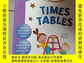 二手書博民逛書店Bright罕見sparks TIMES TABLES..Y12
