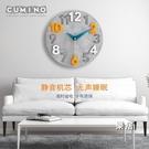 掛鐘 簡約現代家用鐘錶墻上藝術靜音大氣輕奢客廳時尚掛錶創意時鐘JY【快速出貨】