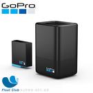 GoPro HERO6/7/8 雙電池充電器+電池AJDBD-001-AS
