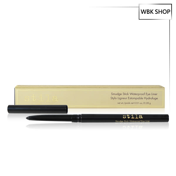 Stila Smudge Stick系列防水眼線筆 #Stingray 0.28g Waterproof Eye Liner-Jet Black - WBK SHOP