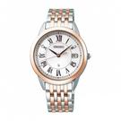 SEIKO精工 太陽能 美鑽 時尚腕錶 SUT394J1 (V147-0CR0K)