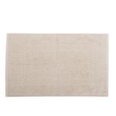 HOLA 葡萄牙純棉毛巾踏墊50x80cm方格米