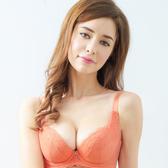 EASY SHOP-香榭開運 B-D罩內衣(元氣橙)