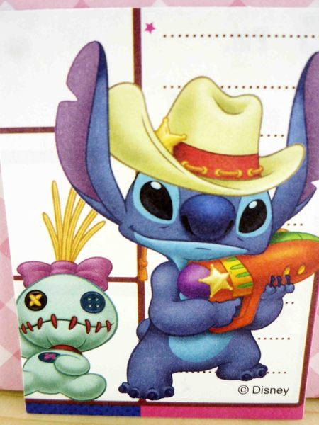 【震撼精品百貨】Stitch_星際寶貝史迪奇~卡片-拿槍