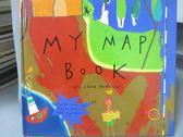 【書寶二手書T1/少年童書_WDT】My Map Book_Fanelli, Sara