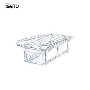 【nicegoods】日本ISETO 懸掛式冰箱抽屜儲物盒-窄版 窄版