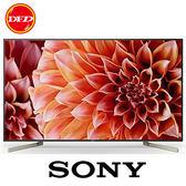 SONY KD-55X9000F 液晶電視 55吋 4K直下式 公貨 55X9000 限時送索尼保暖毯+送北縣市壁掛安裝+LED燈泡