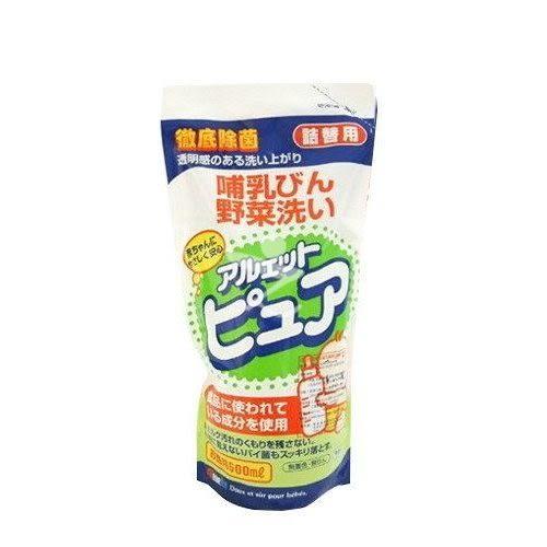 【嬰之房】丹平 奶瓶消毒洗潔液補充包600cc