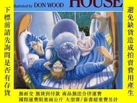 二手書博民逛書店The罕見Napping HouseY256260 Audrey Wood Harcourt Children