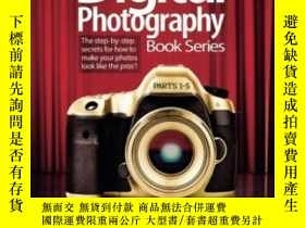 二手書博民逛書店The罕見Best Of The Digital Photography Book Series: The Ste