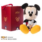 HOLA 迪士尼系列 台灣年味玩偶禮盒 米奇 MICKEY Walt Disney