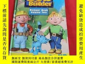 二手書博民逛書店Bobthe罕見BuiIder bumper book volu