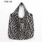 環保袋新款日系印花便攜可折疊超市購物袋防水牛津布大容量環保袋收納袋