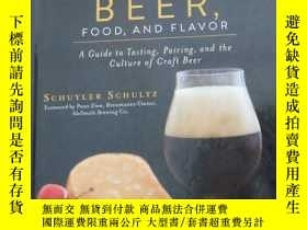 二手書博民逛書店Beer,罕見Food, and Flavor: A Guide