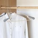 曬衣架 20個裝肩無痕衣架成人防滑衣服架晾衣架家用衣撐塑料衣掛鉤衣架子