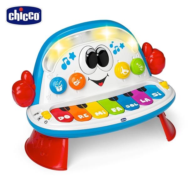 【新品上市】chicco-FUNKY聲光鋼琴樂團
